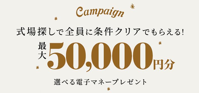 マイナビウエディング_平成最後の式場探し応援キャンペーン