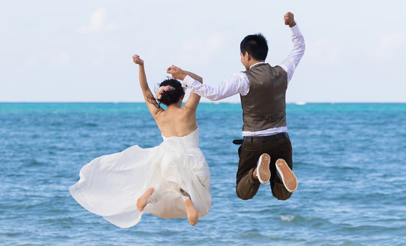 d8f1af046dc55 格安4.9万円!ハナユメフォト、沖縄のビーチで大満足フォトウエディング - 結婚式場探しのコツ