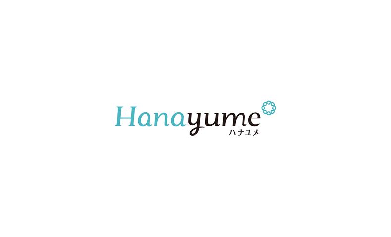 ハナユメのロゴ